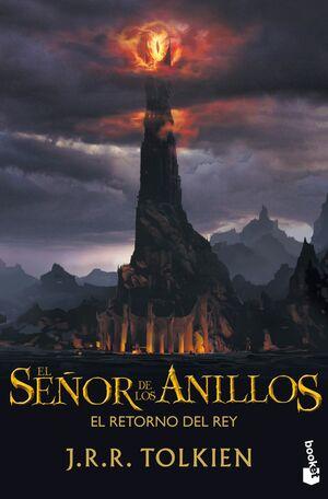EL SEÑOR DE LOS ANILLOS III. EL RETORNO DEL REY (PORTADA DE LA PELÍCULA)