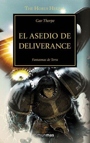 THE HORUS HERESY Nº 18/54 EL ASEDIO DE DELIVERANCE