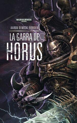 THE BLACK LEGION Nº 01/02 LA GARRA DE HORUS