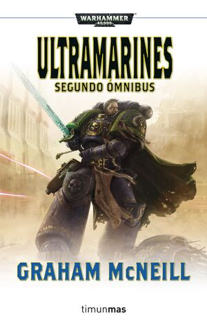 ULTRAMARINES OMNIBUS Nº 02/02