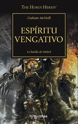 ESPÍRITU VENGATIVO Nº 29/54