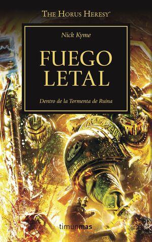 FUEGO LETAL Nº 32/54