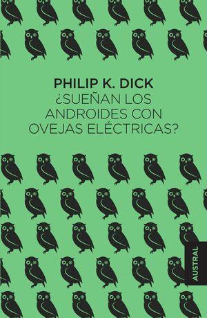 SUEÑAN LOS ANDROIDES CON OVEJAS ELECTRICAS (AUSTRA