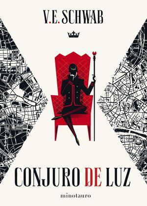 CONJURO DE LUZ.TRILOGÍA SOMBRAS DE MAGIA Nº3/3