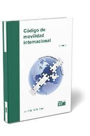 CODIGO DE MOVILIDAD INTERNACIONAL 2021
