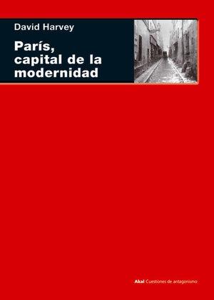 PARÍS, CAPITAL DE LA MODERNIDAD