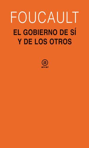 EL GOBIERNO DE SÍ Y DE LOS OTROS