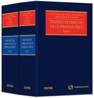 TRATADO DE DERECHO DE LA PERSONA FÍSICA 2 VOLS.