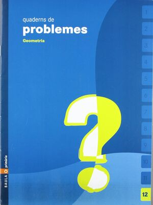 QUADERN PROBLEMES 12
