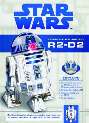 STAR WARS: CONSTRUYE TU PROPIO R2-D2