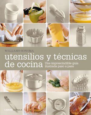 UTENSILIOS Y TÉCNICAS DE COCINA
