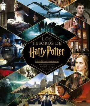 TESOROS DE HARRY POTTER. EDICION ACTUALIZADA