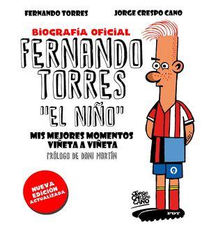 FERNANDO TORRES. EL NIÑO (EDICIÓN ACTUALIZADA)
