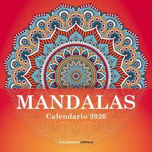 CALENDARIO MANDALAS 2020