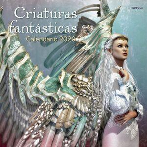 CALENDARIO CRIATURAS FANTÁSTICAS 2020