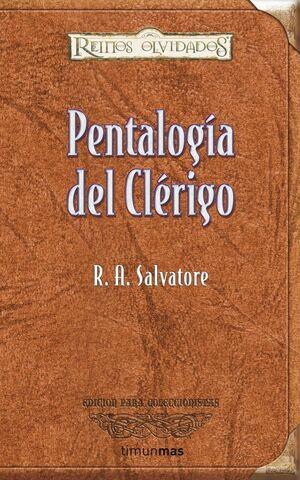 PENTALOGÍA DEL CLÉRIGO (OMNIBUS)