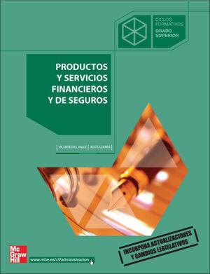 PRODUCTOS Y SERVICIOS FINANCIEROS Y DE SEGUROS. GRADO SUPERIOR