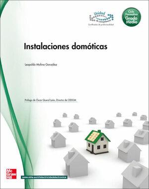 INSTALACIONES DOM}TICAS.PRIMERO.GRADO MEDIO