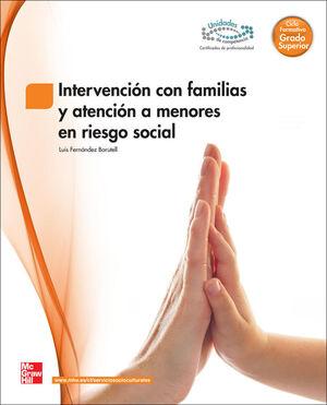 INTERVENCION CON FAMILIAS Y ATENCION A MENORES EN RIESO SOCIAL GS