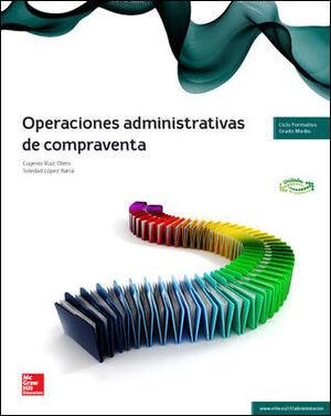 LA - OPERACIONES ADMINISTRATIVAS DE COMPRAVENTA