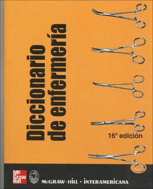 DICCIONARIO DE ENFERMER{A