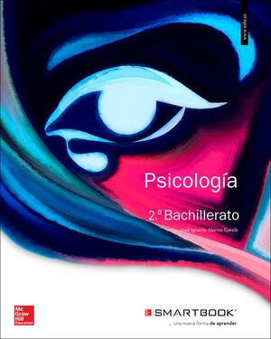 LA+SB PSICOLOGIA 2 BACHILLERATO. LIBRO ALUMNO + SMARTBOOK.