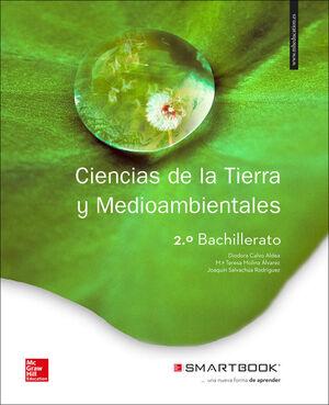 LA+SB CIENCIAS DE LA TIERRA 2 BACHILLERATO. LIBRO ALUMNO + SMARTBOOK.
