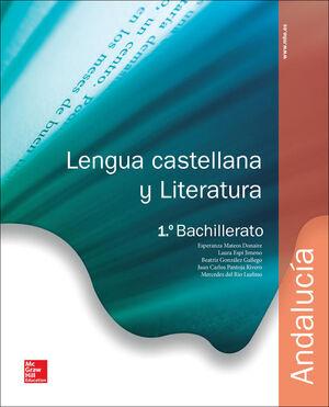 LENGUA CASTELLANA Y LITERATURA 1 BACHILLERATO. ANDALUCIA.