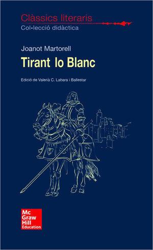 CLASSICS LITERARIS. TIRANT LO BLANCH