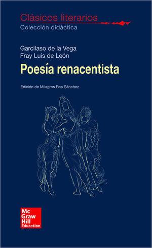 CLASICOS LITERARIOS. POESIA RENACENTISTA. GARCILASO Y FRAY LUIS