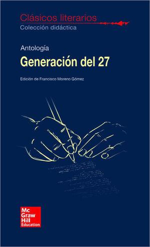 CLASICOS LITERARIOS. GENERACION DEL 27