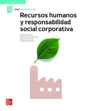 LA RECURSOS HUMANOS Y RESPONSABILIDAD SOCIAL CORPORATIVA