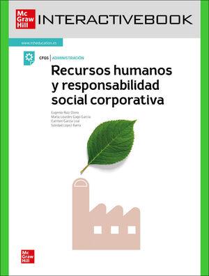 DIG RECURSOS HUMANOS Y RESPONSABILIDAD SOCIAL CORPORATIVA
