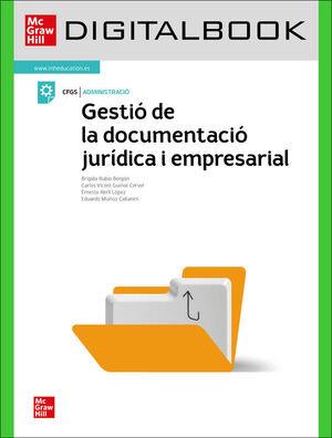 DIG GESTIO DE LA DOCUMENTACIO JURIDICA I EMPRESARIAL. GS
