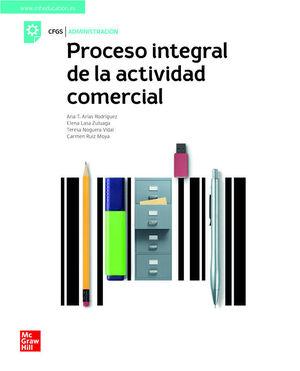 LA PROCESO INTEGRAL DE LA ACTIVIDAD COMERCIAL. GS