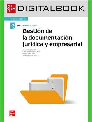 GESTION DE LA DOCUMENTACION JURIDICA Y EMPRESARIAL DIG PDF
