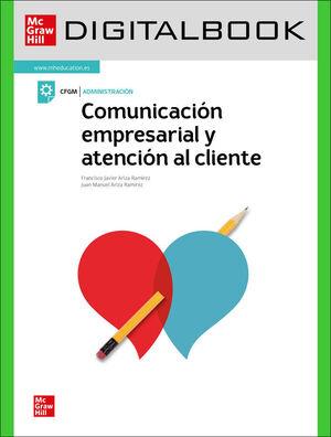 COMUNICACION EMPRESARIAL Y ATENCION AL CLIENTE FLIP PAGE