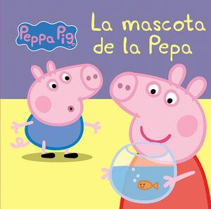 LA MASCOTA DE LA PEPA (LA PORQUETA PEPA. MANS PETITONES)