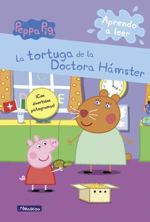 LA TORTUGA DE LA DOCTORA HÁMSTER (PEPPA PIG. PICTOGRAMAS)
