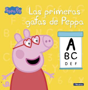 LAS PRIMERAS GAFAS DE PEPPA (UN CUENTO DE PEPPA PIG)