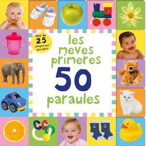 LES MEVES 50 PRIMERES PARAULES (MANS PETITONES)