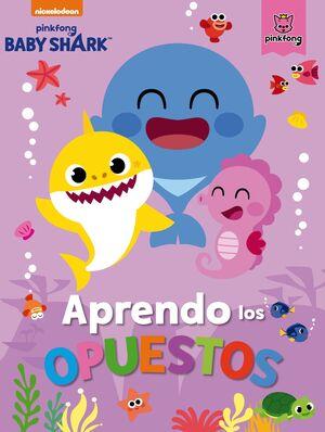 APRENDO LOS OPUESTOS CON BABY SHARK
