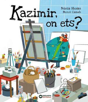 KAZIMIR, ON ETS?