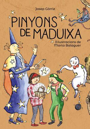 PINYONS DE MADUIXA