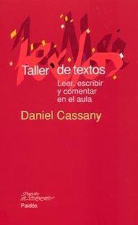 TALLER DE TEXTOS