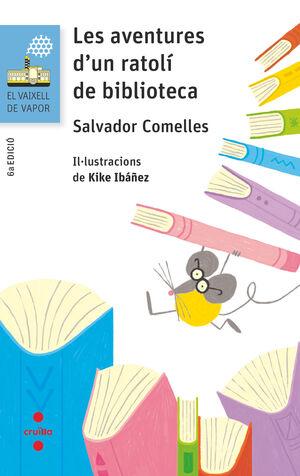 LES AVENTURES D'UN RATOLÍ DE BIBLIOTECA