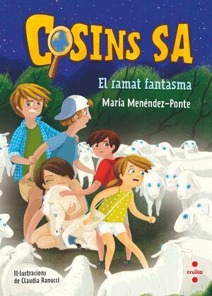 COSINS, SA. 4 EL RAMAT FANTASMA