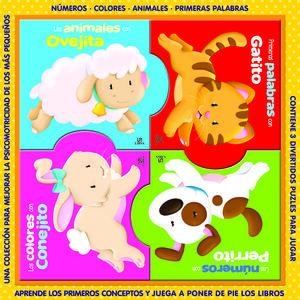 PUZZLEBOOKS IN BOX ANIMALES