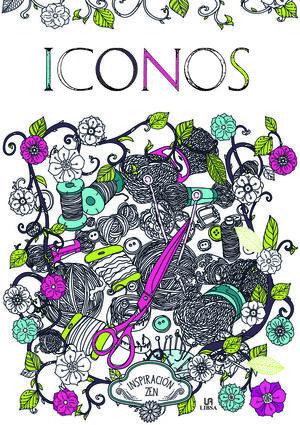 ICONOS. INSPIRACION ZEN MANDALAS