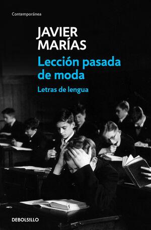 LECCIÓN PASADA DE MODA